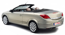 Opel Astra Cabrio
