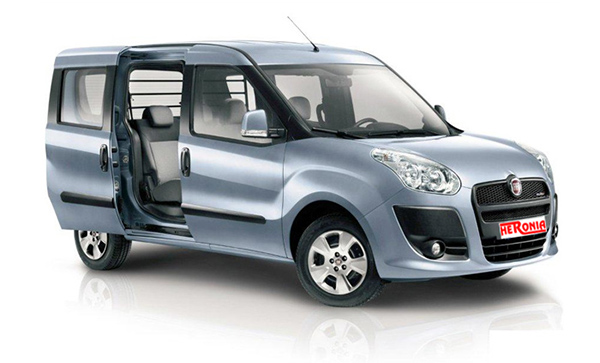 Fiat Doblo Mini-Bus